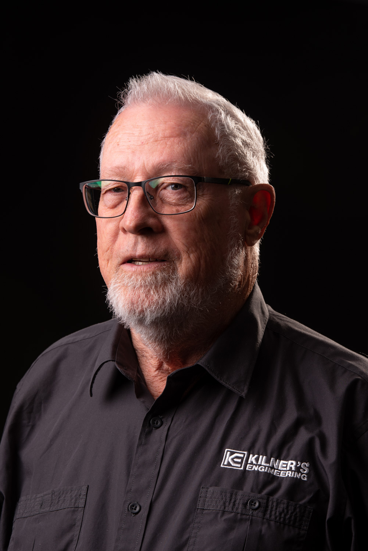 Geoff Kilner - Kilner's Engineering
